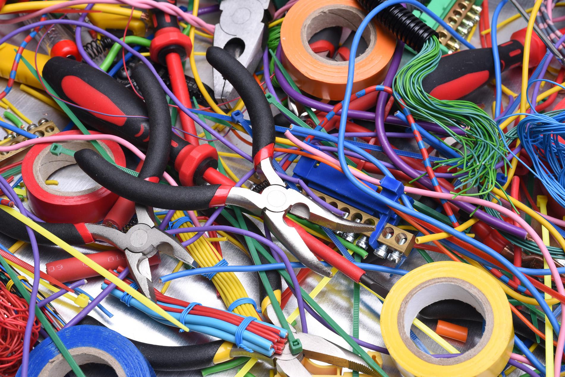 rodzaje przewodów elektrycznych